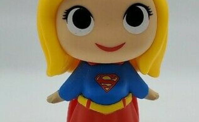 Funko Mystery Mini Dc Super Heroes Pets Supergirl 3