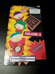 South Park Pinkeye : south, pinkeye, South, Pinkeye, Damien, (VHS,, 1997)