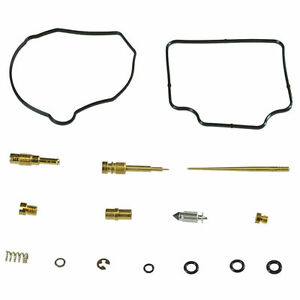 NEW CARB CARBURETOR REBUILD REPAIR KIT 1986 1987 HONDA TRX