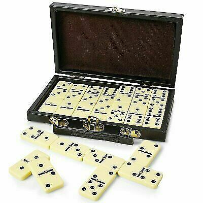Double 6 Double Six Ivory Dominoes Jumbo Domino Game Professional Size Set of 28 for sale online   eBay