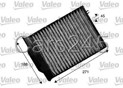 Activated Carbon Cabin air filter fits 2002-2008 RENAULT
