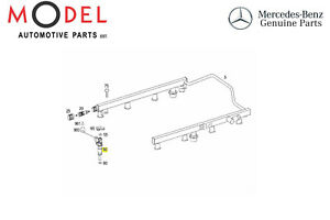 Mercedes-Benz Genuine Injection Nozzle 2720780123 ATC GTC