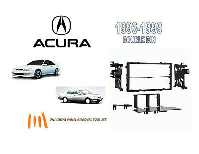 NEW 1996-1999 ACURA CL, TL Car Stereo Double DIN Dash Kit