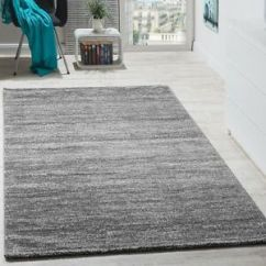 Grey Rug Living Room Coastal Rooms Ideas Plain Small Extra Large Short Pile Thick Soft Image Is Loading