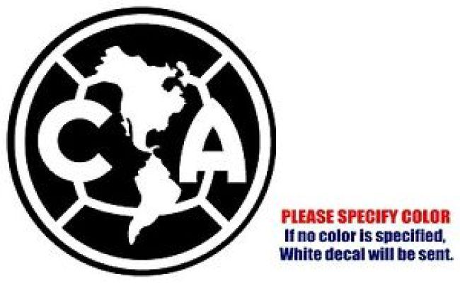 Club America Mexico Soccer Football Jdm Vinyl Decal