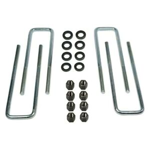 For Ford F-250 1980-1996 Tuff Country Front Square U-Bolts
