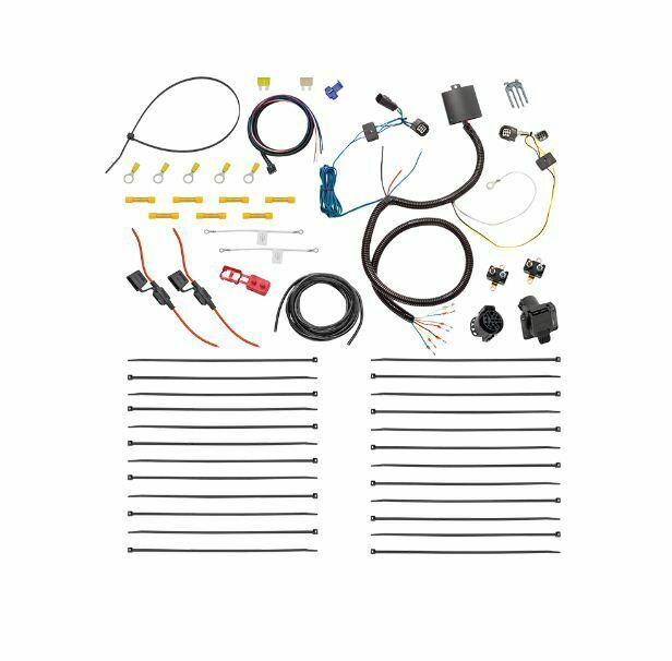 Draw-Tite Tow Harness Wiring Package 7 Way Complete Kit