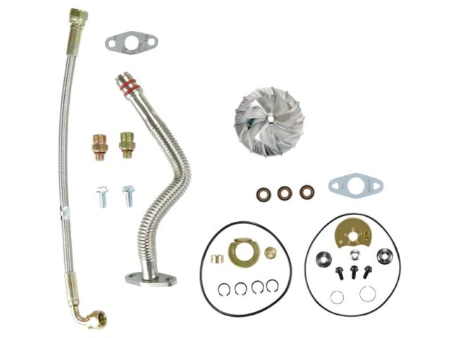 HE351VE Turbo Rebuild Kit Lines Billet For 07.5-12 6.7L