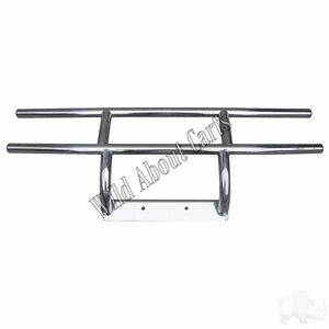 Golf Cart Stainless Steel Front Brush Guard for Yamaha G22