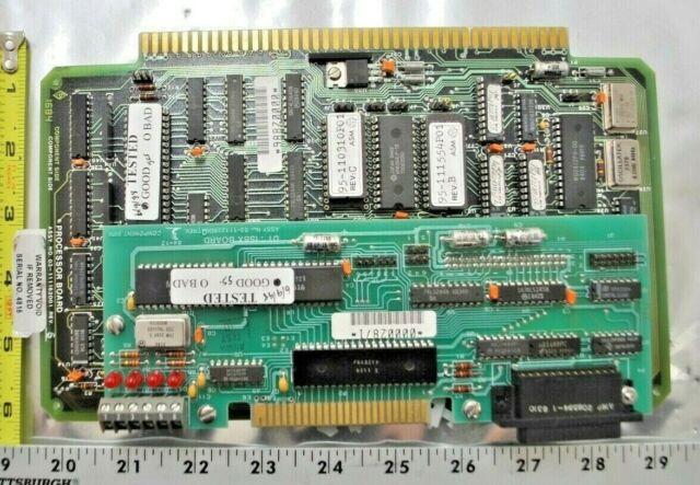 03-111162D01 / PCB PROCESSOR ASSY / ASM AMERICA INC | eBay