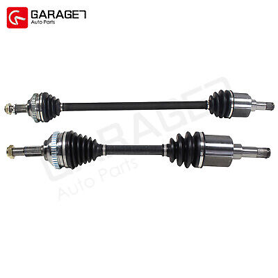 Front CV Joint Axle Assembly Fit 2001-2006 Chrysler