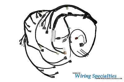 Wiring Specialties Main Engine Harness For R32 RB20DET