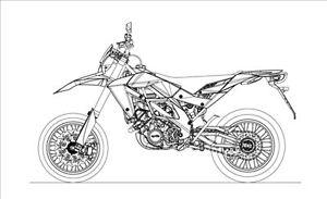CATALOGO RICAMBI ORIGINALI APRILIA OFF-ROAD RXV-SXV 450