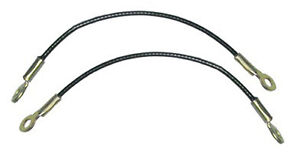 New Tailgate Cables / FOR 1973-1991 FULL-SIZE CHEVROLET