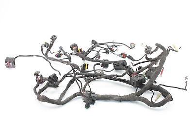 14-15 Ducati 899 Panigale Main Engine Wiring Harness Motor