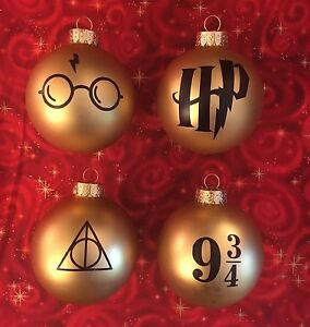 Glass Ball Christmas Ornaments