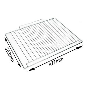 HOTPOINT Genuine Oven Cooker Grill Shelf (477mm x 363mm