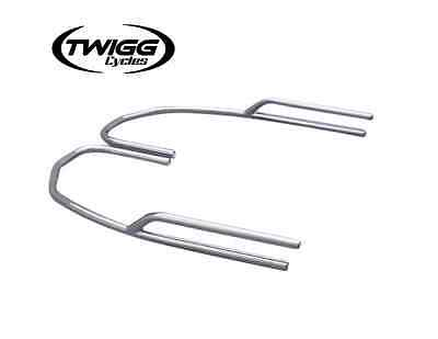 YAMAHA V-STAR 1300 MODELS DELUXE HARD SADDLEBAG TRIM RAILS