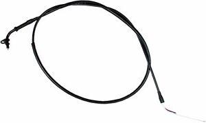 NEW Motion Pro Black Vinyl Choke Cable SUZUKI Quadrunner