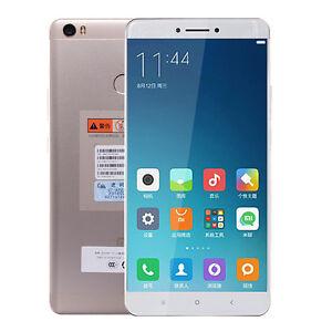 Xiaomi Mi Max 6.44 inch 4GB RAM 128GB ROM Snapdragon 652 Unlocked Smartphone