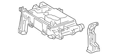Genuine Toyota Fuse & Relay Box 82741-42020 Car & Truck