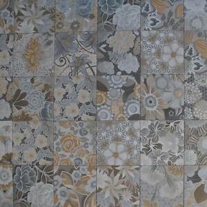 Mediterrane Fliese Feinsteinzeug Wand Boden Vintage Orientalische Retro Warda  eBay