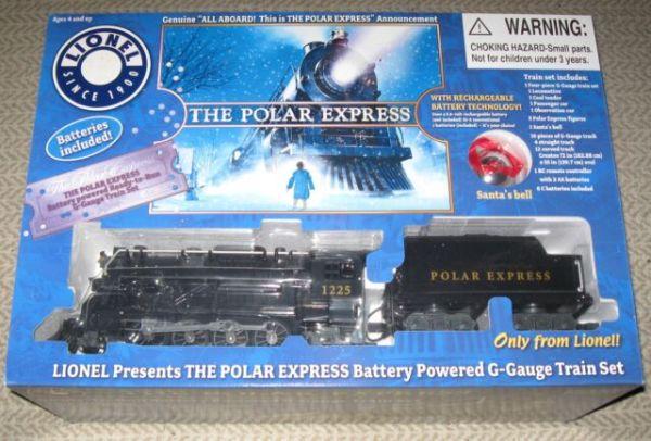 polar express # 17