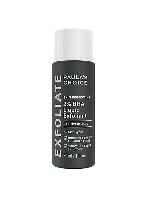 Paula's Choice EXFOLIATE Bha 2% Liquid Exfoliant   Salytic ...