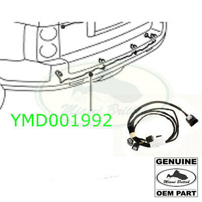 LAND ROVER REAR BUMPER WIRE PARKING DISTANCE AID SENSOR