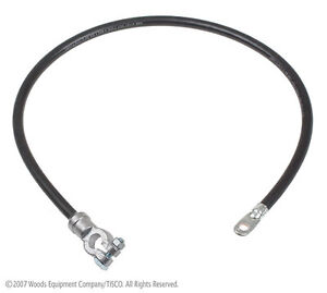 C7NN14301C Battery Ground Cable for Ford Gas Tractors 2000