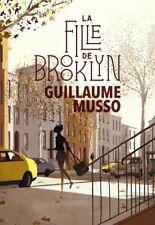 Guillaume Musso La Fille De Brooklyn : guillaume, musso, fille, brooklyn, Fille, Brooklyn, Guillaume, MUSSO, 9782845638082, Online