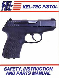 kel tec p11 parts diagram typical plant and animal cells keltec pistol owners instruction maintenance manual image is loading