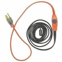 Easy Heat Tape 9' Electric Pipe Heating Cable Freeze ...