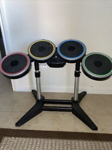 Rock Band Drum Set Ps4 : Playstation, Wired, STICKS/FOOT, PEDAL, TESTED