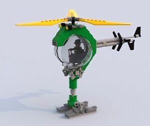 Custom Lego Batman Movie Riddlers Question Mark