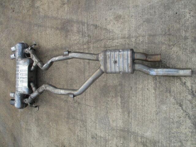 genuine bmw m4 f82 exhaust system 7854735