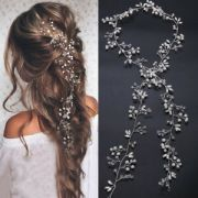 wedding hair vine accessories bridal