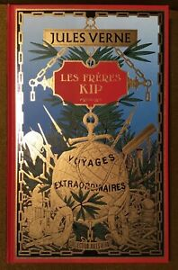 Collection Jules Verne éditions Atlas : collection, jules, verne, éditions, atlas, JULES, VERNE, FRERES, EDITIONS, ATLAS, HETZEL