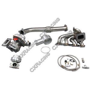 CXRacing Turbo Kit For 97-01 Nissan FRONTIER KA24DE T3