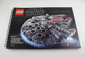 Details About Lego Building Instruction 75192 Star Wars Millenium Falcon Only Building Instructions Show Original Title