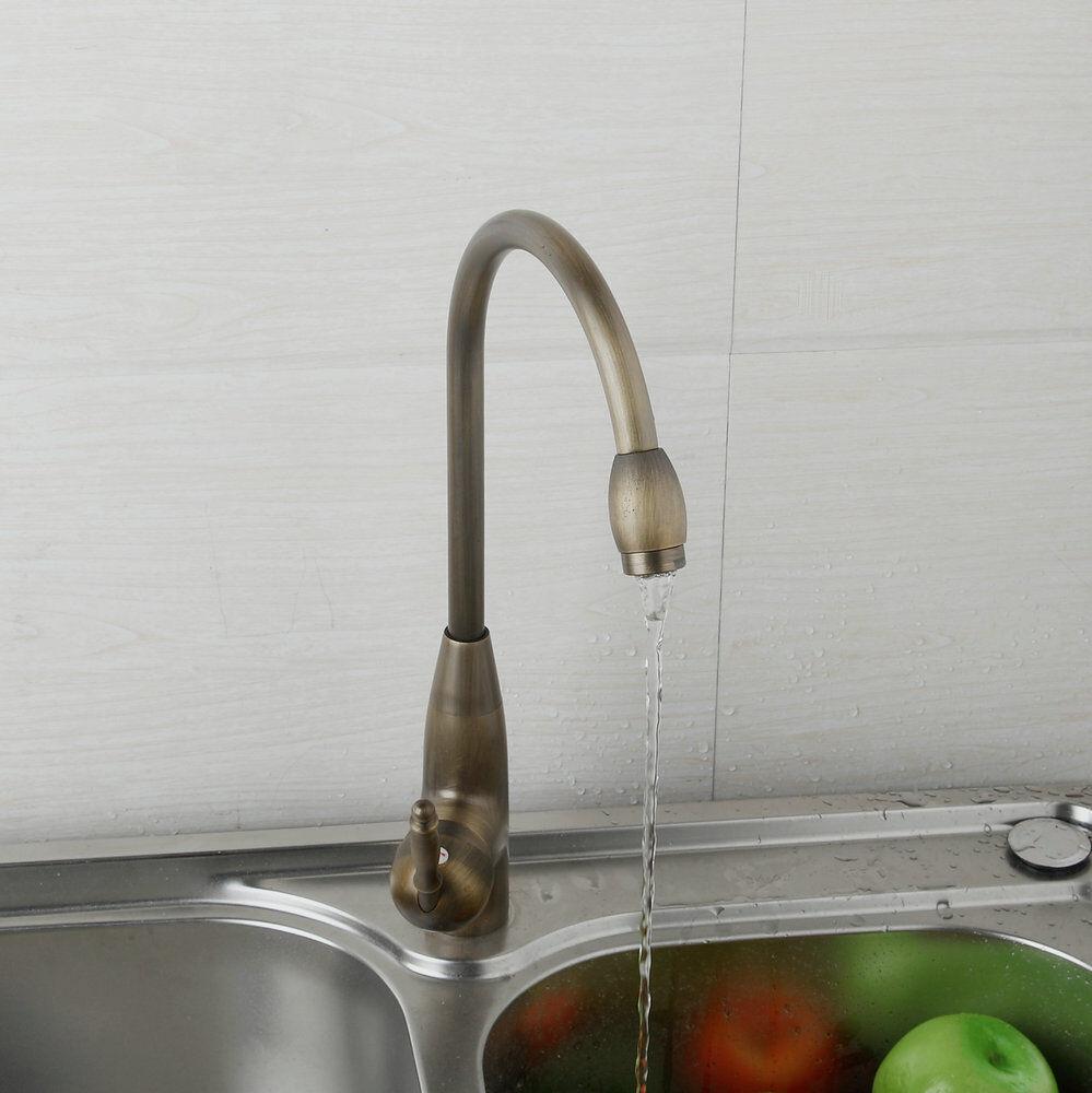 360 swivel basin waterfall taps spout