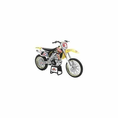 NEW RAY SUZUKI RM-Z450 2007 RICKY CARMICHAEL MAKITA TEAM
