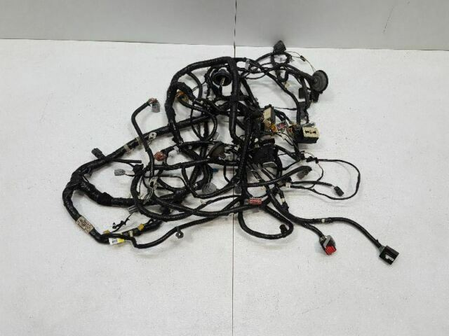 2009 FORD ESCAPE INTERIOR BODY WIRE WIRING HARNESS OEM
