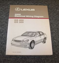 2000 lexus gs 300 400 electrical wiring diagram manual original catalina 22 electrical wiring diagram 2000 [ 1200 x 900 Pixel ]