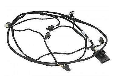 MB B W246 Front Bumper Parktronic System Wiring Harness