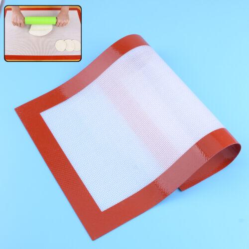 silicone souple plaque tapis de cuisson feuille pate patisserie gateau mat