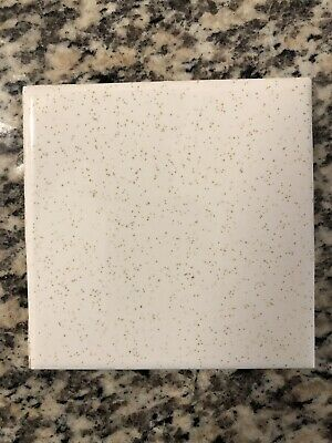 tiles 4x4 vintage euro white speckled