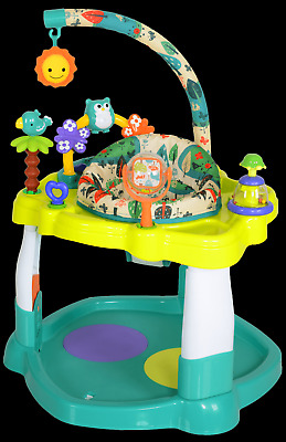 Baby Bouncer Activity Center 360° Seat Rotation Electronic ...