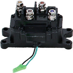 atv winch contactor wiring diagram trane weathertron heat pump thermostat relays schematic universal switch relay solenoid wire hookup ebay image is