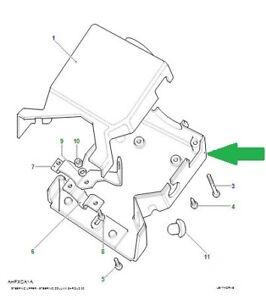 Land Rover Defender 90, Defender 110 Lower Steering Column